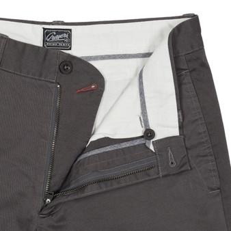 Newport Stretch Chino - Dark Grey
