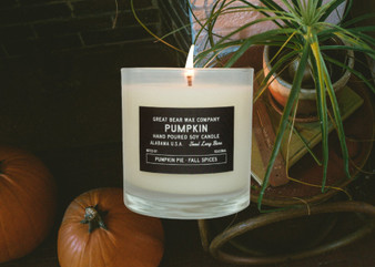 Great Bear Wax - Pumpkin