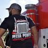 Peter Power Hammer Lane T-Shirt On Model