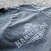 Diesel Addicted Hammer Lane Trucker Shirt Logo Close Up