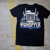 KWhopper Hammer Lane Trucker T-Shirt Layed Out