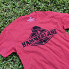 Hammer Lane Logo Red T-Shirt