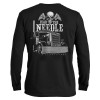 Fear The Needle Hammer Lane Long Sleeve T-Shirt