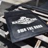 Hammer Lane Logo Mudflap On Pallet