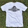 Hammer Lane Logo White T-Shirt