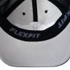 Original Fitted Mesh Hammerlane Hat Under Rim - Black