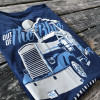 Out Of The Blue Hammer Lane Trucker T-Shirt Folded