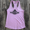 Ladies Hammer Lane Logo Tank Top Pink On Pallet