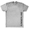 Hammer Lane Vertical Black Logo T-Shirt