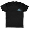 Ride Into The Night Hammerlane Short Sleeve T-Shirt Front