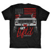 Get Lifted Hammerlane T-Shirt Back
