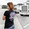 The Mrs. Hammer Lane Ladies T-Shirt On Model 2