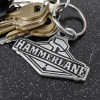 Hammer Lane Metal Keychain On Keys
