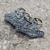 Hammer Lane Metal Keychain Lineup