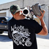 Whistle While You Work T Shirt