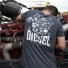 Addicted To Diesel T Shirt