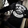 Long Sleeve Skull Shirt