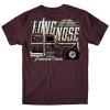 Long Nose Hammer Lane T-Shirt Back