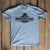 Hammer Lane Official Logo T Shirt Grey