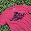 Hammer Lane Official Logo T Shirt Red