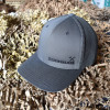 Charcoal Hammerlane Cross Hammers Fitted Mesh Hat
