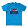 Hammer Lane Pixel Truck Kids T-Shirt - Pink Truck