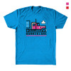 Hammer Lane Pixel Truck Kids T-Shirt