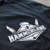 Stacked Hammer Lane T-Shirt Logo Close Up