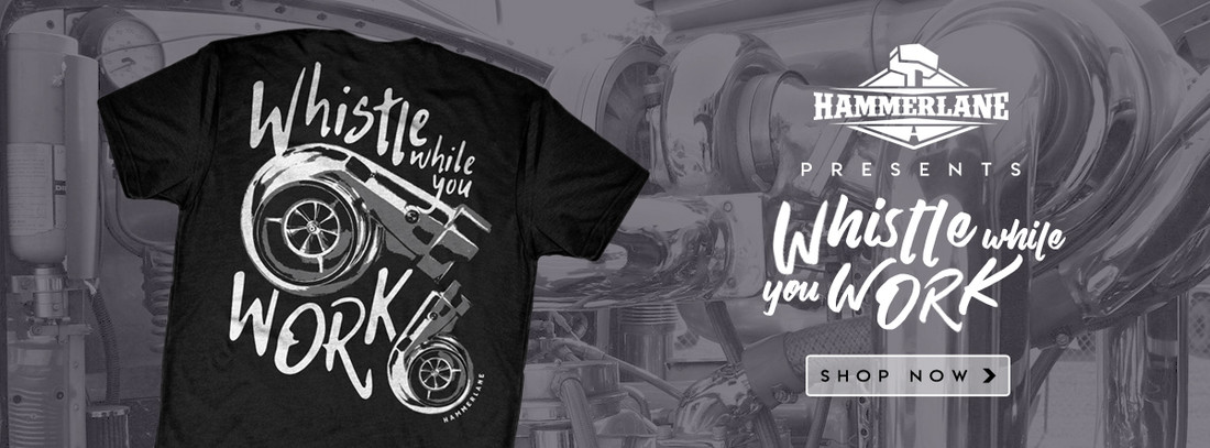 Whistle While You Work - Shirt Series Part 28