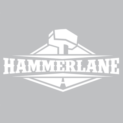 Hammerlane Logo Decal