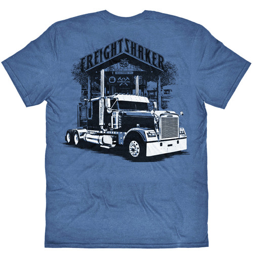 FreightShaker Hammer Lane T-Shirt Back
