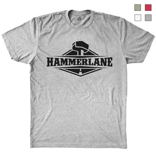 Hammer Lane Logo T-Shirt