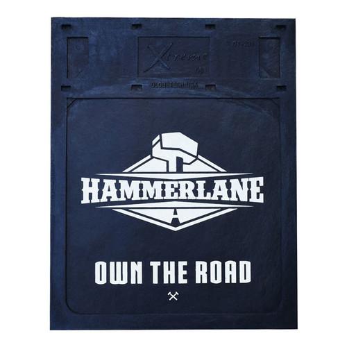 """Hammer Lane Logo Mudflap 24"""" x 30"""""""