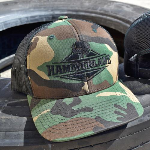 Snapback Camo Hammerlane Trucker Hat