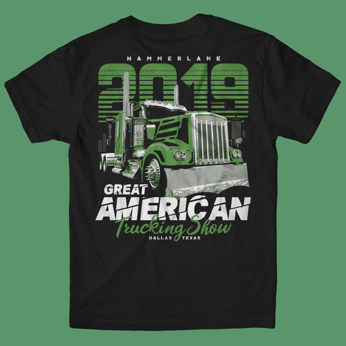GATS 2019 Hammer Lane T-Shirt