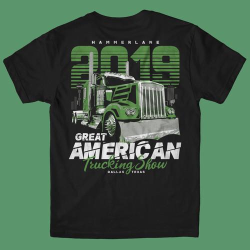 GATS 2019 Hammer Lane T-Shirt