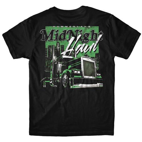 Midnight Haul Hammer Lane T-Shirt Back