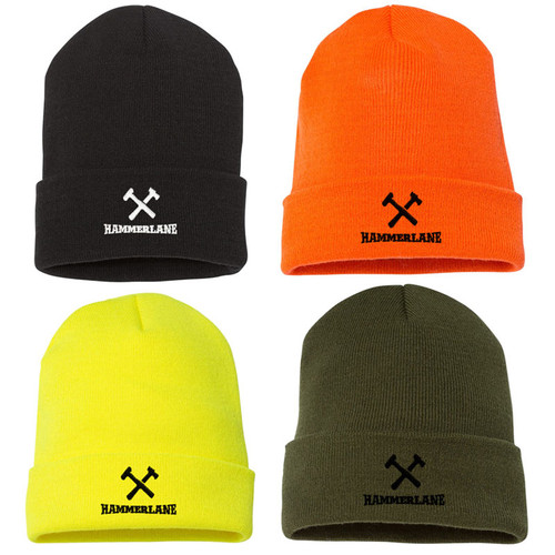 Cross Hammers Hammer Lane Beanies