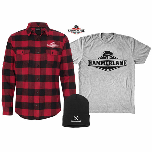 Hammer Lane Flannel Bundle