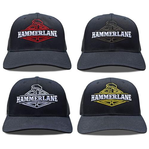 Snapback Echo Series Hammerlane Trucker Hat - All Colors
