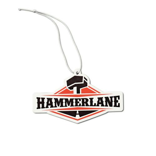 Hammer Lane Forest Rain Truck Air Freshener
