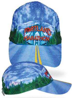 153 PDX Sublimated Hat
