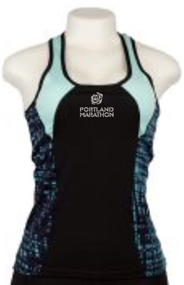 338.3 Women's Graphic Tank & Yoga Pant Set