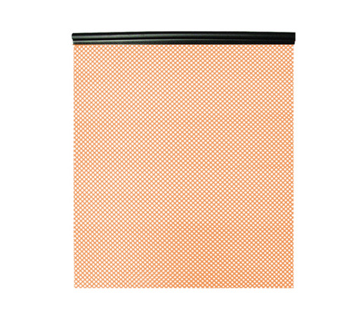 "18"" x 18""  Florescent Orange Jersey Quick Mount Replacement Flag"