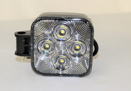 """3"""" Square LED Work Light with Swivel 4 Diodes 800 Lumens"""