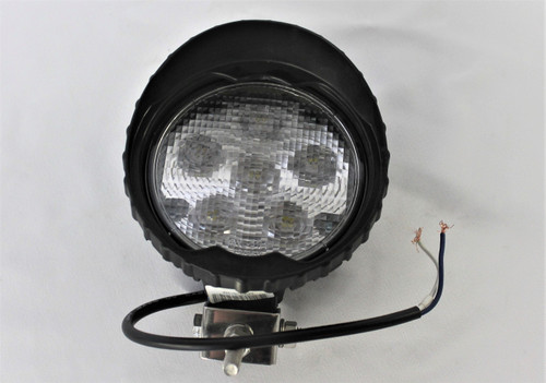"""4"""" Round LED Work Light with Swivel 6 Diode 1200 Lumens"""
