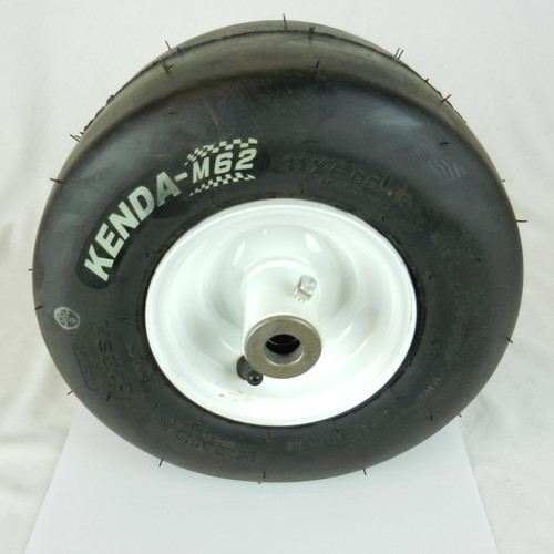 Tail Wheel Tire, Wide