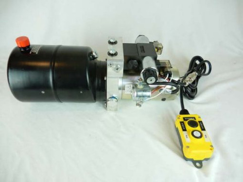 12V Hydraulic Drive Power Pack