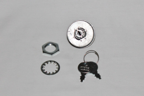 Key Assembly and 2 Keys for Mule 5
