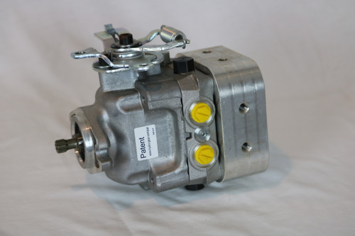 Right Hydraulic Pump for Mule 4